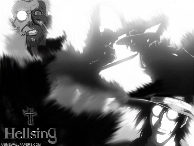 Hellsing Anime Wallpaper #16