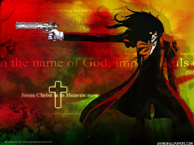 Hellsing Anime Wallpaper #18