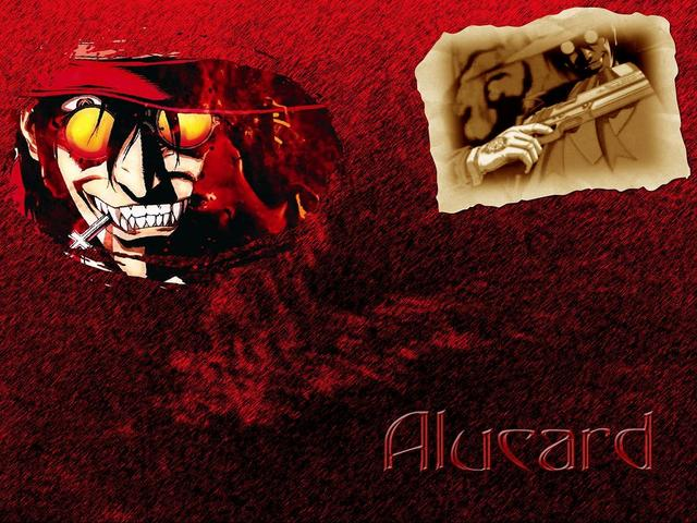 Hellsing Anime Wallpaper #1