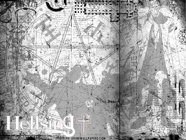 Hellsing Anime Wallpaper #21