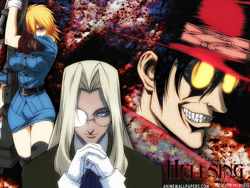 Hellsing Anime Wallpaper # 22