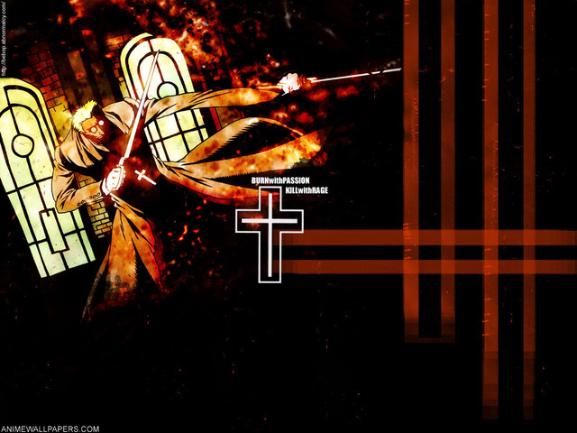 Hellsing Anime Wallpaper #24
