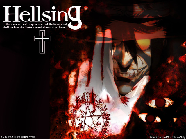 Hellsing Anime Wallpaper #2
