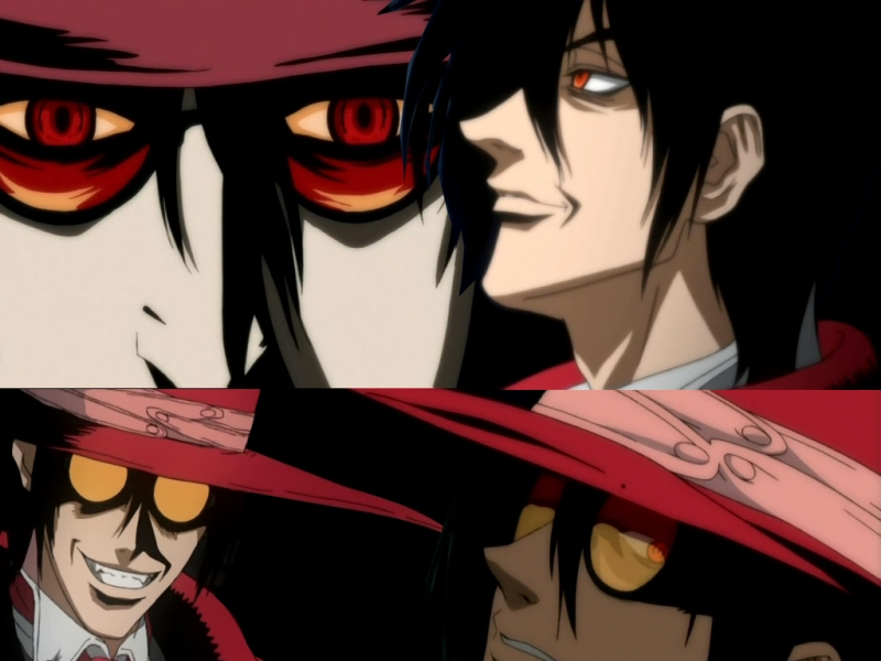 Hellsing Anime Wallpaper # 34