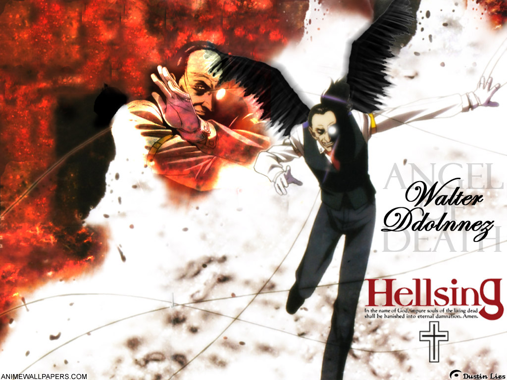 Hellsing Anime Wallpaper # 35