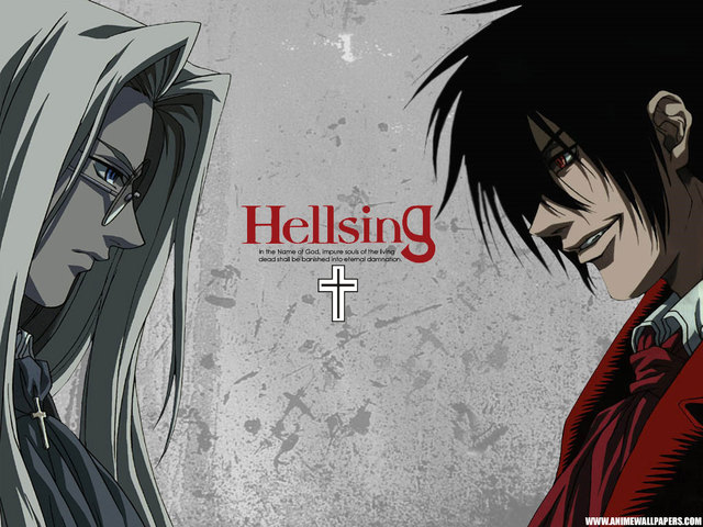 Hellsing Anime Wallpaper #36