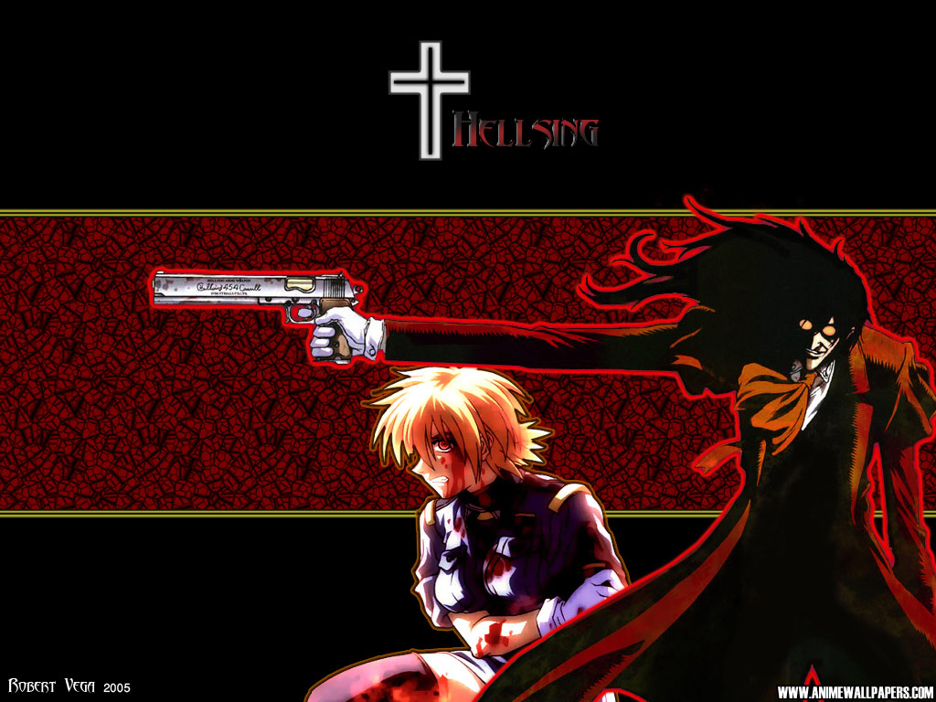 Hellsing Anime Wallpaper # 38