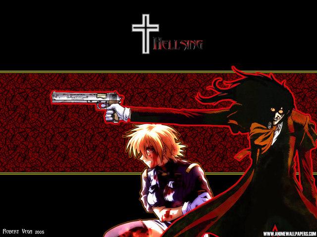 Hellsing Anime Wallpaper #38