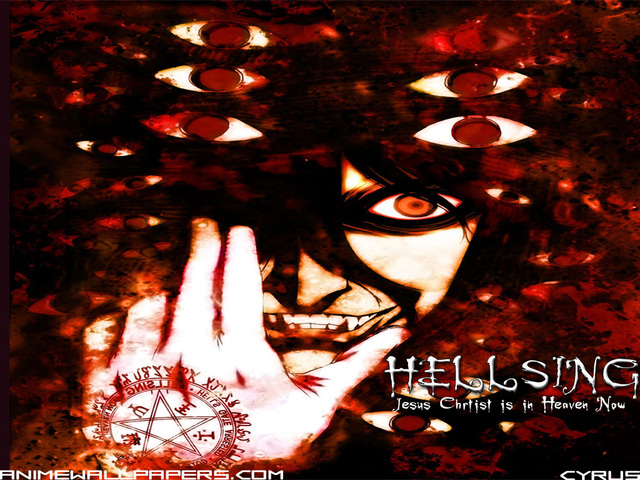 Hellsing Anime Wallpaper #3