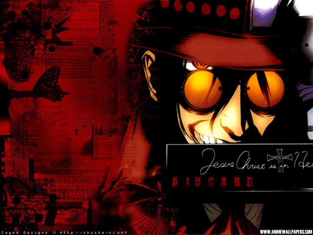 Hellsing Anime Wallpaper #40