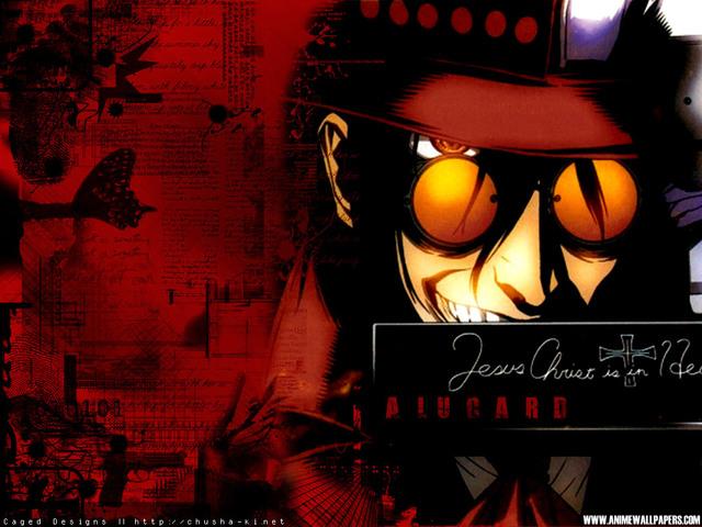 Hellsing Anime Wallpaper #40