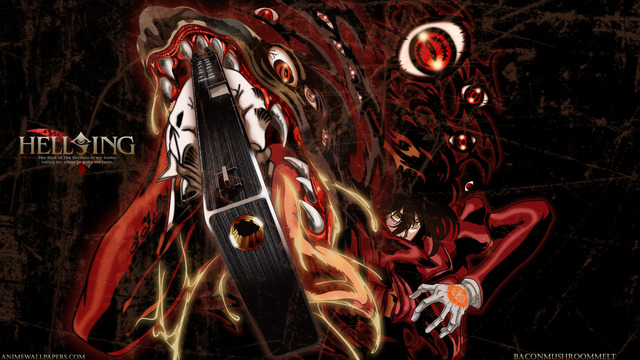 Hellsing Anime Wallpaper #41