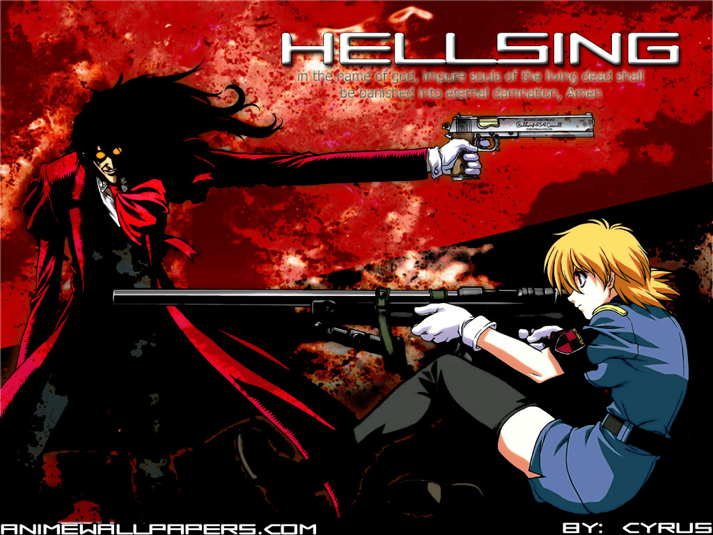 Hellsing Anime Wallpaper # 5