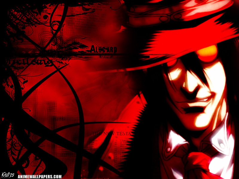Hellsing Anime Wallpaper # 6