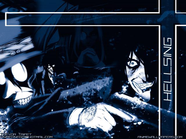 Hellsing Anime Wallpaper #8