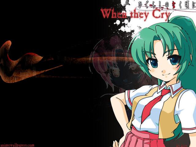 Higurashi no Naku Koro ni Anime Wallpaper #1