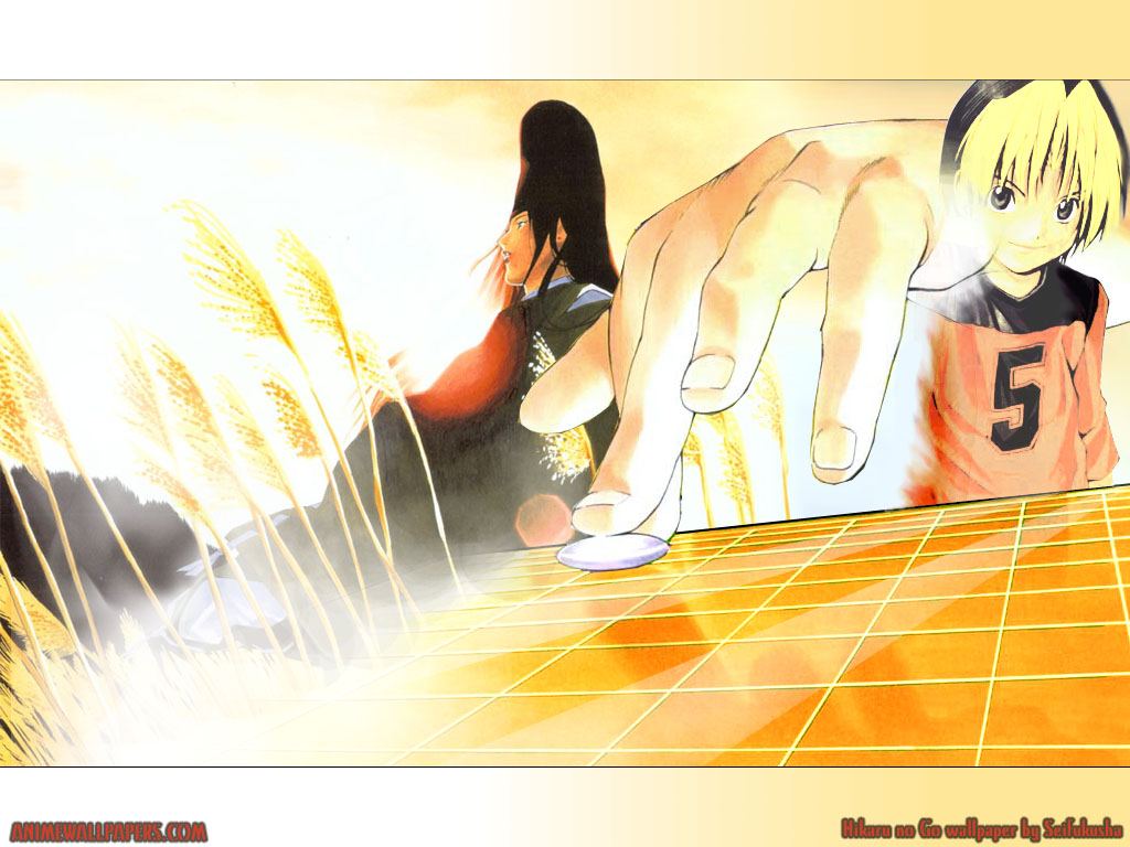 Hikaru no Go Anime Wallpaper # 12