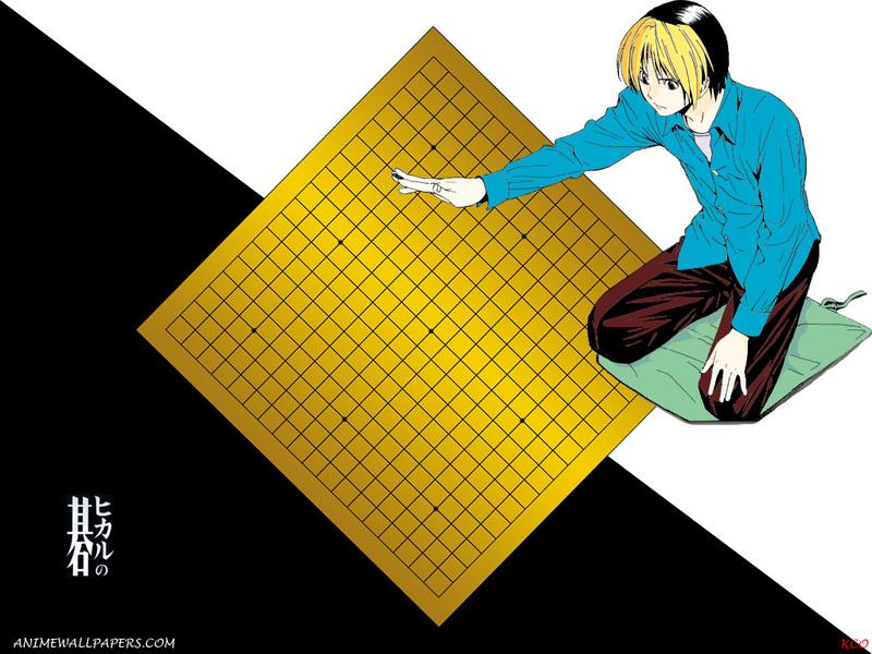 Hikaru no Go Anime Wallpaper # 19