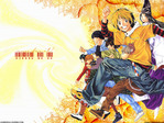 Hikaru no Go Anime Wallpaper # 4