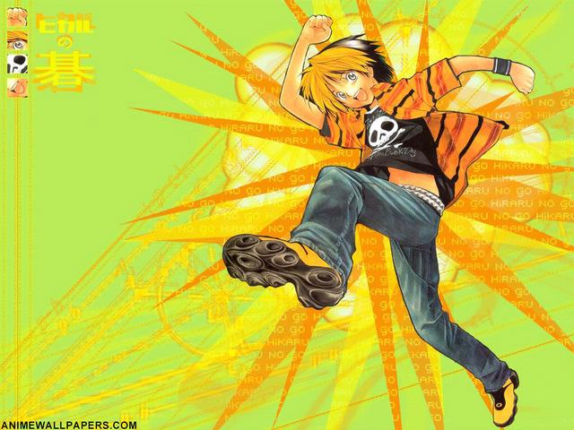 Hikaru no Go Anime Wallpaper #5