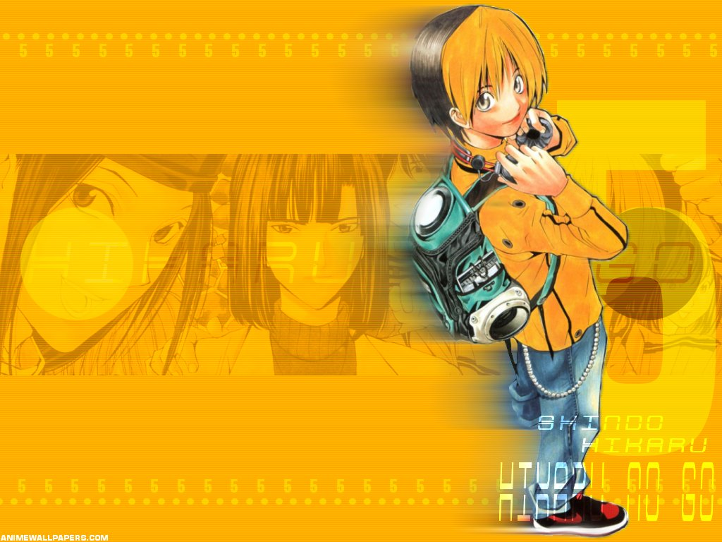 Hikaru no Go Anime Wallpaper # 7