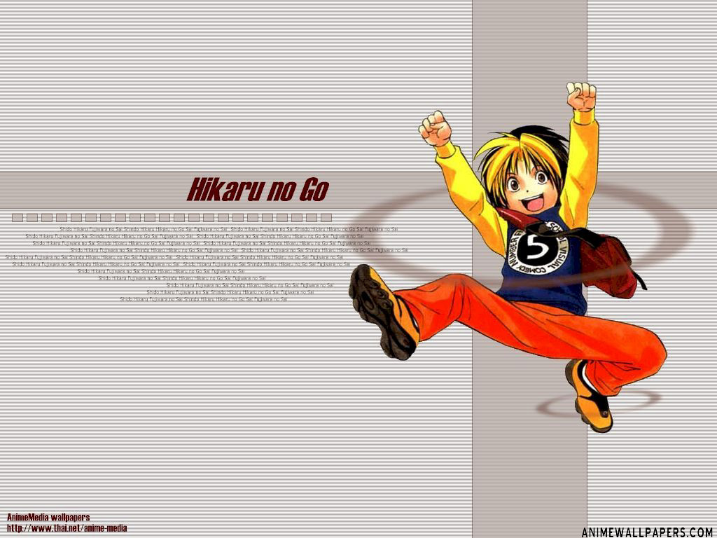 Hikaru no Go Anime Wallpaper # 9