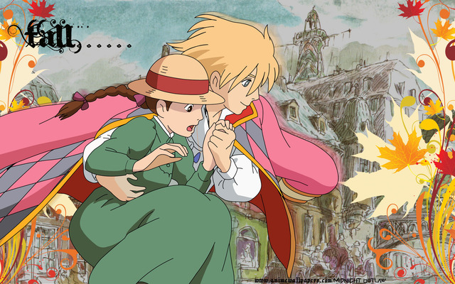 Howl's Moving Castle Anime Wallpaper #3