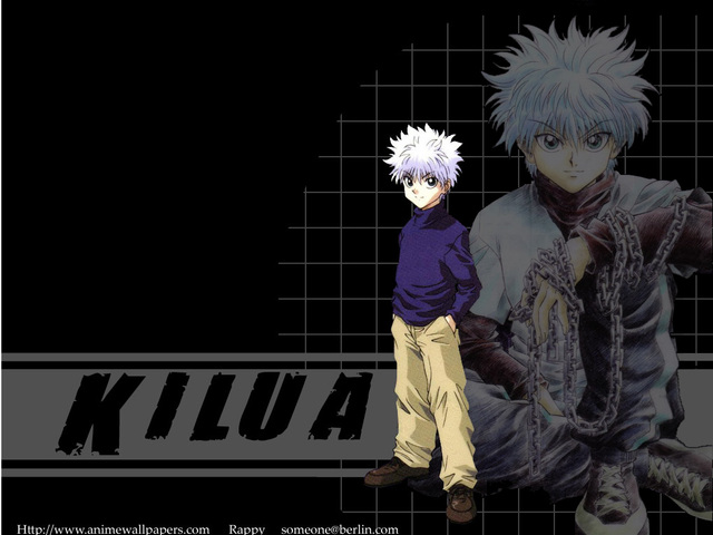 Hunter x Hunter Anime Wallpaper #1