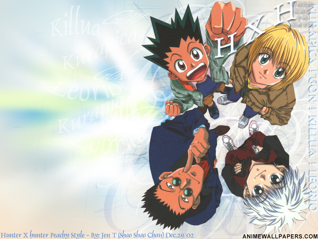 Hunter x Hunter Anime Wallpaper # 2