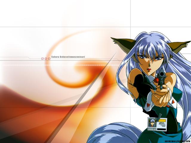 Hyper Police Anime Wallpaper #1