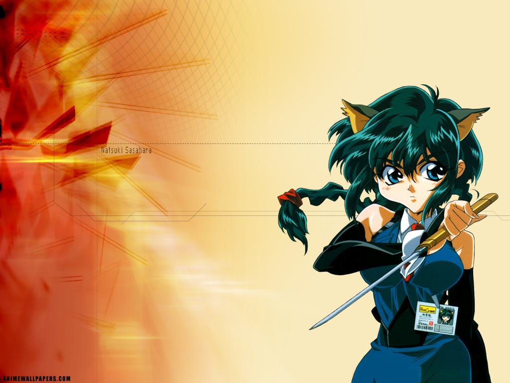 Hyper Police Anime Wallpaper # 2