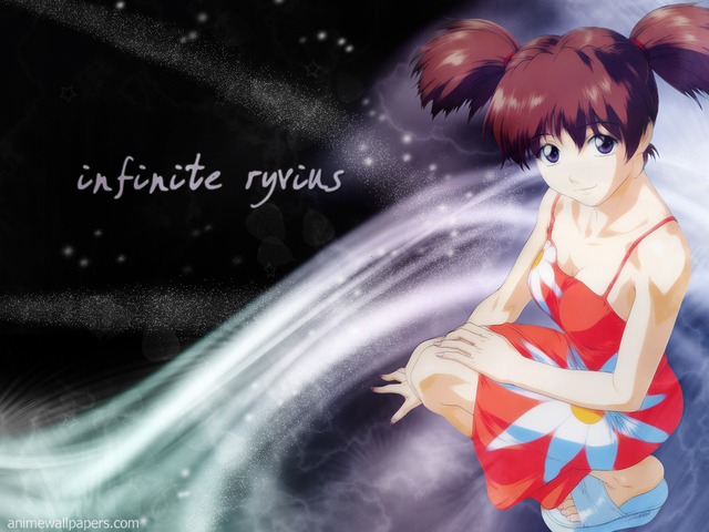 Infinite Ryvius Anime Wallpaper #1