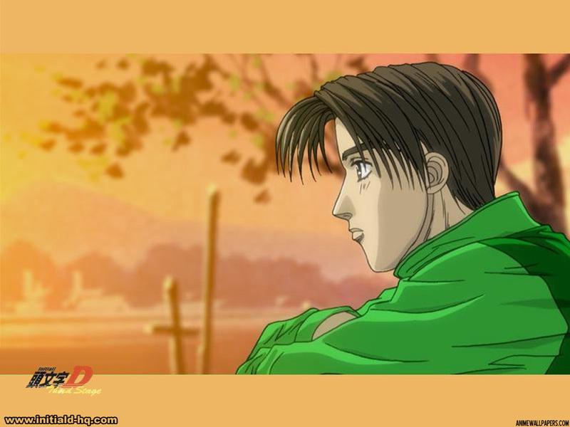 Initial D Anime Wallpaper # 1
