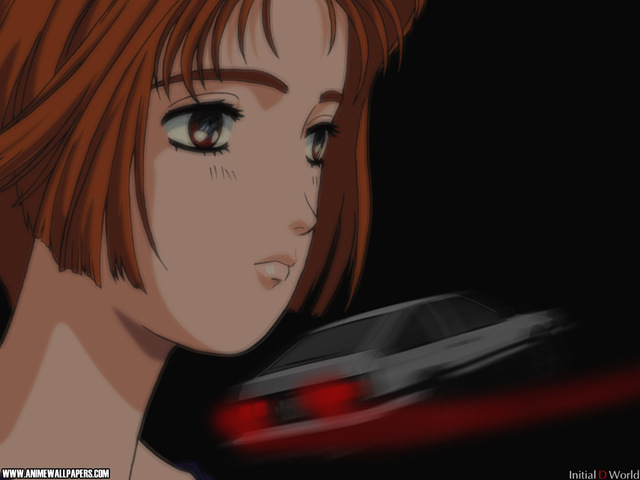 Initial D Anime Wallpaper #5
