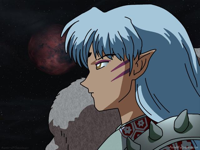 Inu-Yasha Anime Wallpaper #10