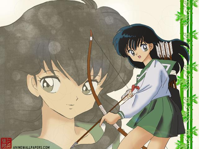 Inu-Yasha Anime Wallpaper #11