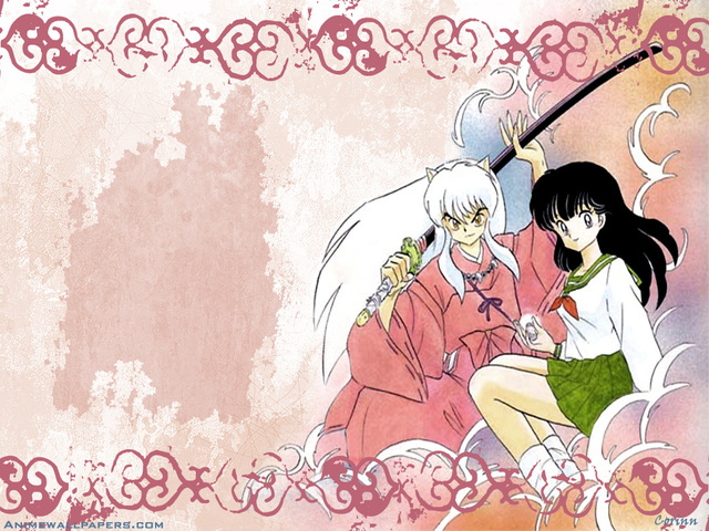 Inu-Yasha Anime Wallpaper #12