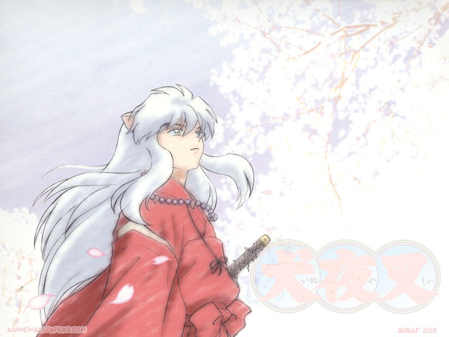 Inu-Yasha Anime Wallpaper #21