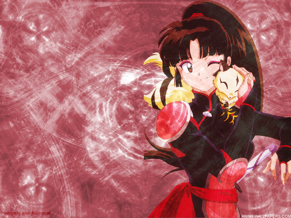 Inu-Yasha Anime Wallpaper # 3