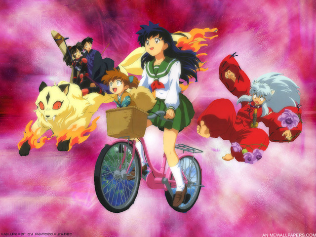 Inu-Yasha Anime Wallpaper #5