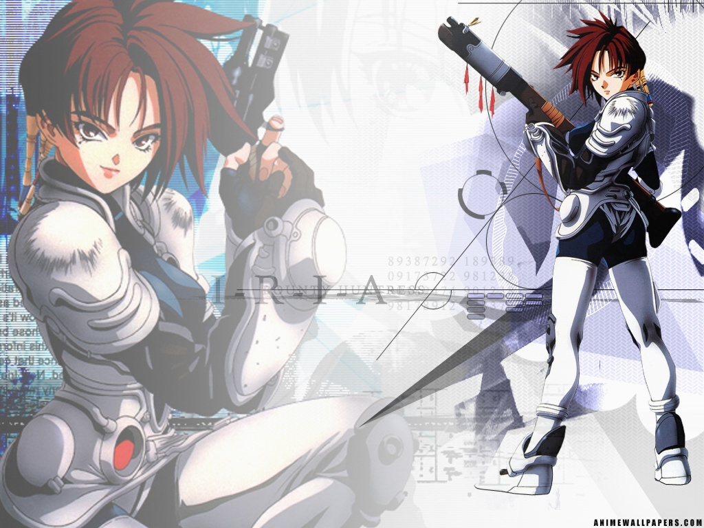 Iria Anime Wallpaper # 13