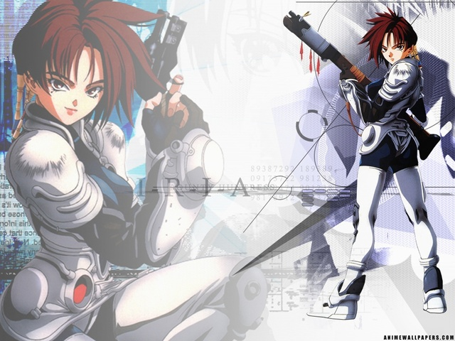 Iria Anime Wallpaper #13