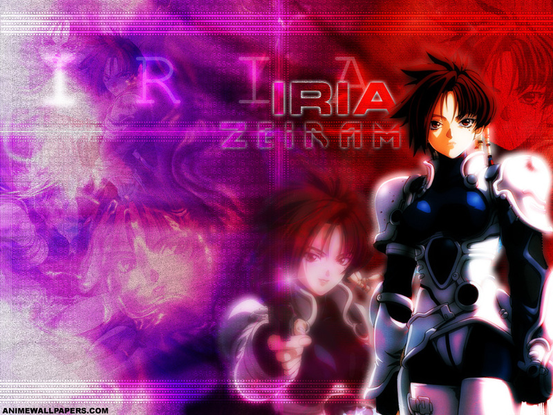 Iria Anime Wallpaper # 16