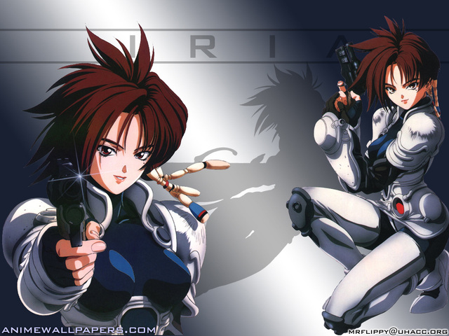 Iria Anime Wallpaper #1