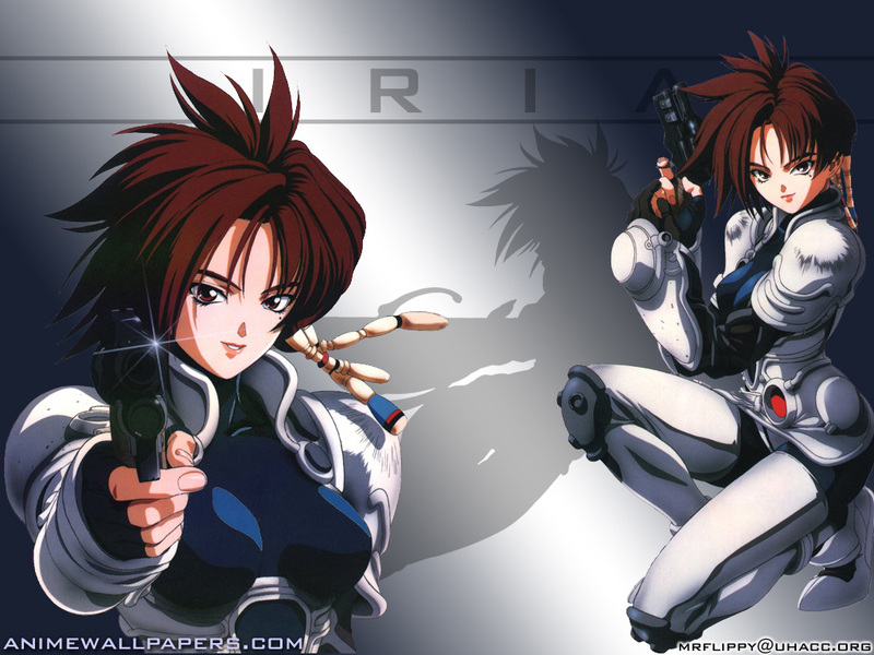 Iria Anime Wallpaper # 1