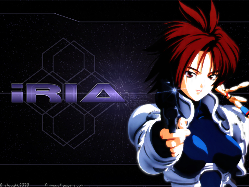 Iria Anime Wallpaper # 4