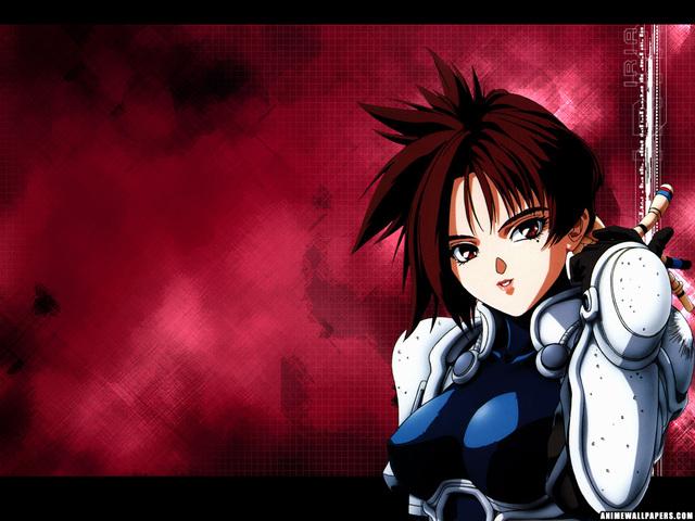 Iria Anime Wallpaper #6