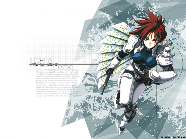 Iria Anime Wallpaper #7