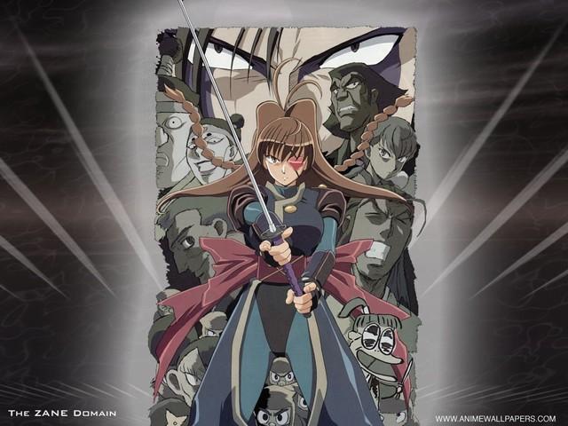 Jubei-chan Anime Wallpaper #1