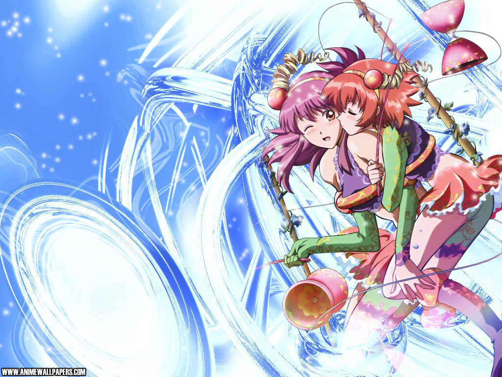 Kaleido Star Anime Wallpaper # 2